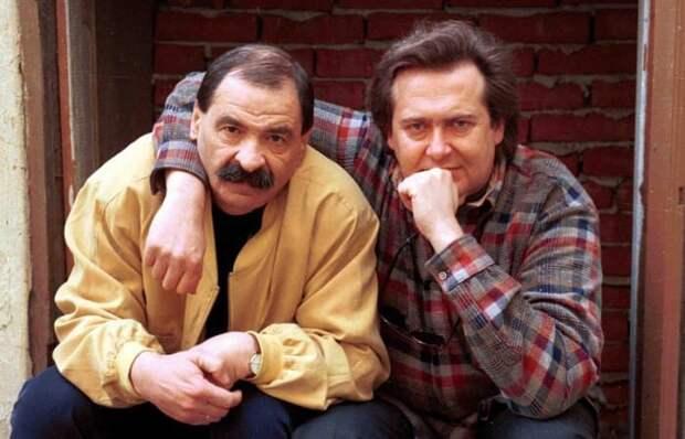 Илья Олейников и Юрий Стоянов | Фото: kino-teatr.ru