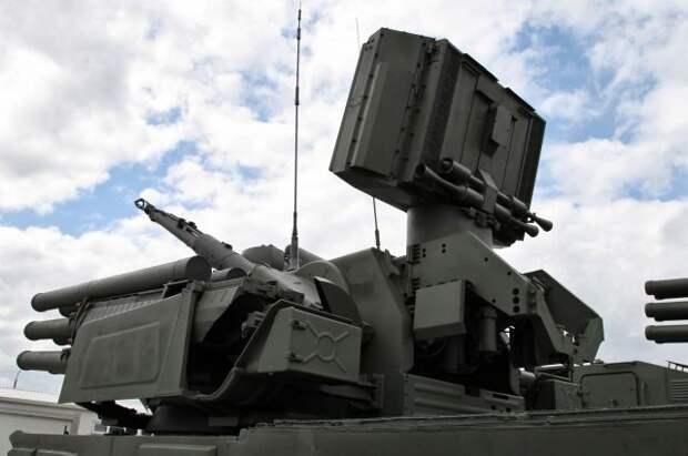 В НАТО оценили российские комплексы «Панцирь-С»