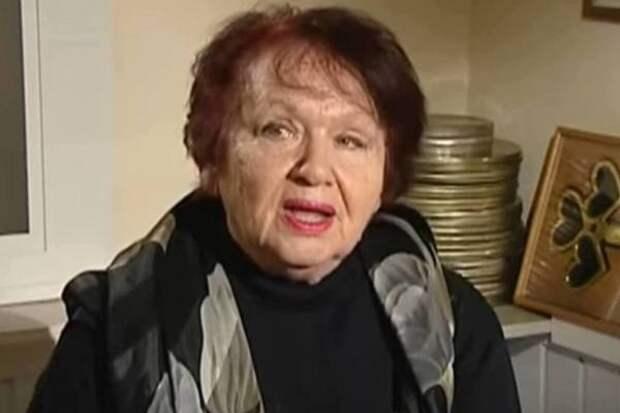 Мама Николая Еременко-младшего ушла из жизни 20 лет спустя после сына
