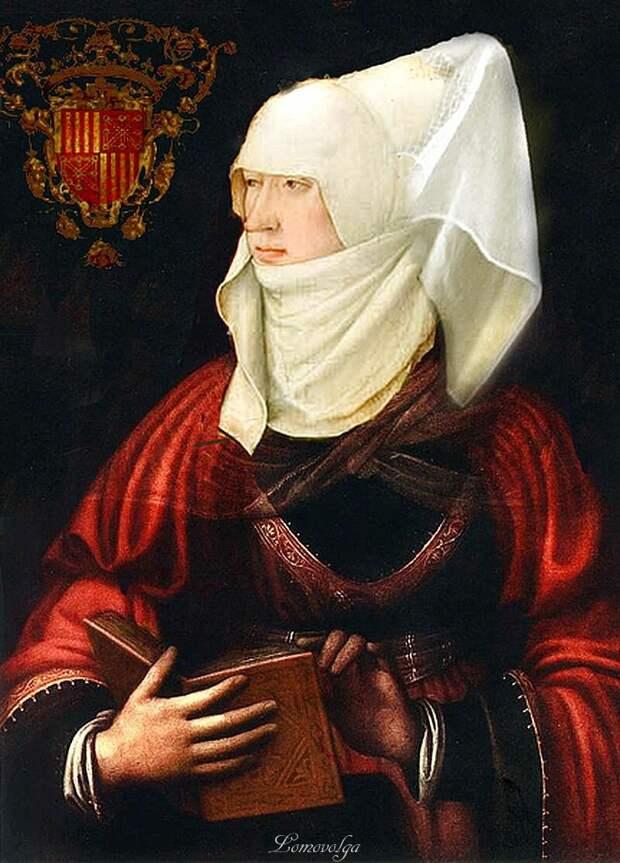Портреты предков Филиппа, герцога Эдинбургского, по прямой женской линии. Неожиданные корни