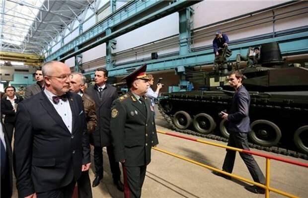 Танковый позор Украины.