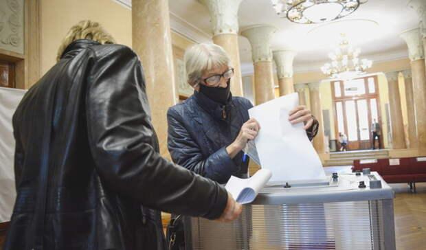 5 политических партий попредварительным данным войдут вЗакСО отНижнего Тагила
