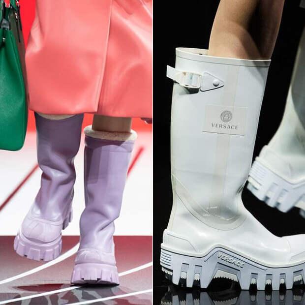 Обувные тренды осени-2020: удивлению нет предела