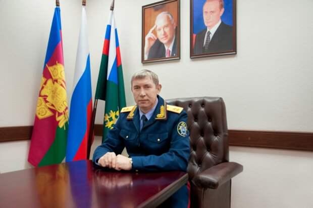Руководитель следственного комитета Кубани ушел в отставку