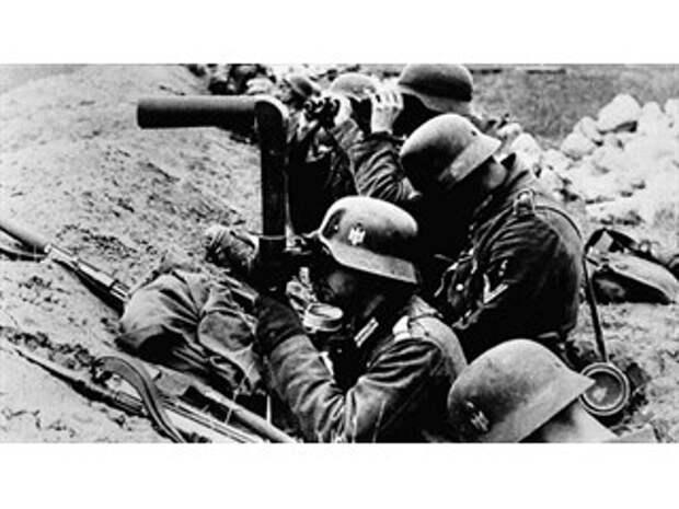 Как фашисты Советскую Россию «шапками закидали»