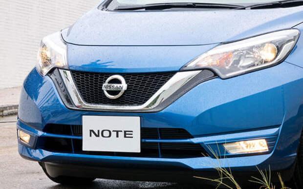 Nissan Note нового поколения: каким его видят японцы?