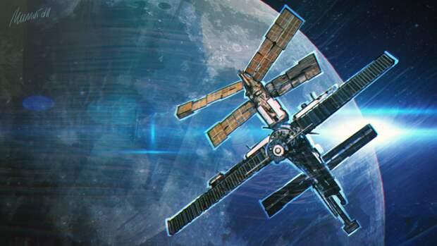 В Роскосмосе рассказали о частоте полетов космонавтов на новую орбитальную станцию