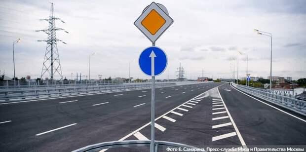 Андрей Бочкарев рассказал о важнейших проектах дорожного строительства/Фото: Е. Самарин mos.ru