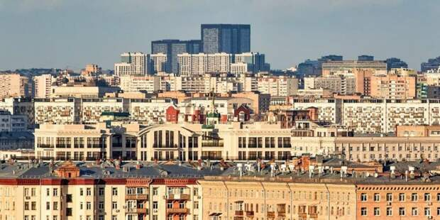 Для арендаторов недвижимости у города в Москве доступна новая мера поддержки Фото: М. Денисов mos.ru