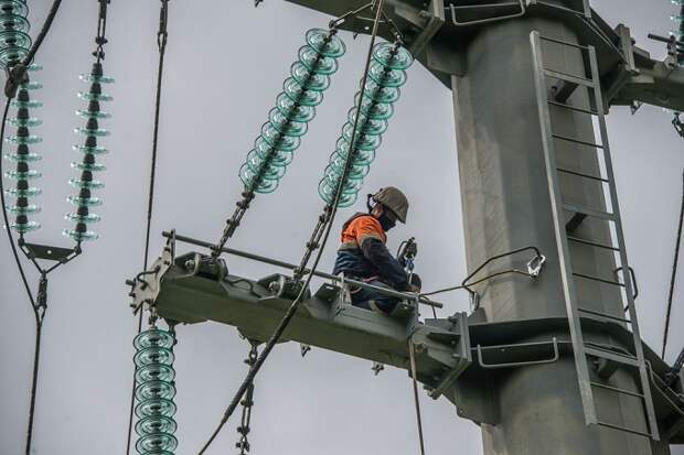 «Россети Кубань» отремонтировала 370 километров ЛЭП в сочинском энергорайоне