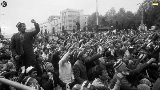 30 лет назад произошло нападение на советских солдат в Узбекистане
