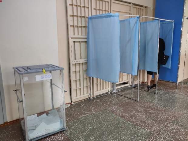 В Удмуртии 17 сентября явка на выборах в Госдуму превысила 15%