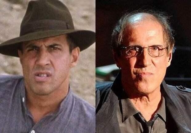 Укрощение строптивого. Актеры фильма спустя 38 лет.