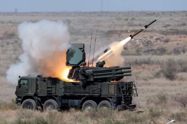 «АВИАПРО»: Турция опубликовала видеокадры уничтожения российского ЗРПК «Панцирь-С» беспилотником AKINCI