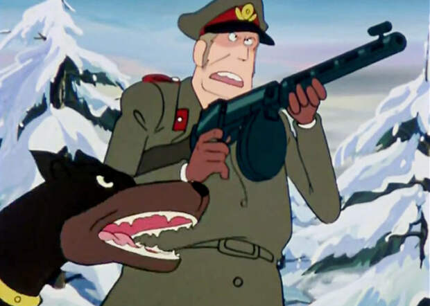 Какими видят русских в японских аниме?