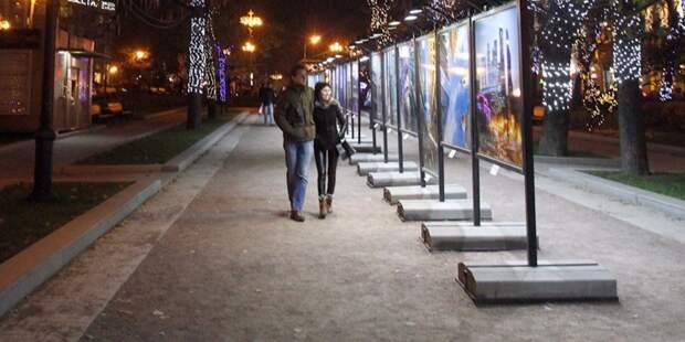 В сквере по Олонецкому проезду откроется новая фотовыставка