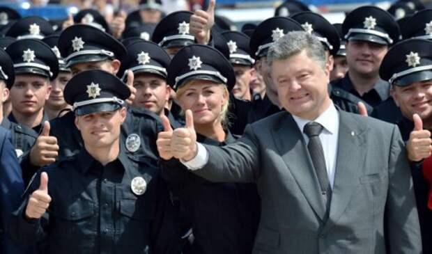 Полиция Украины посоветовала гостям Евровидения не стесняться кричать и убегать