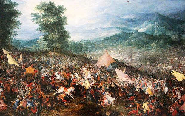 Восточное фиаско: кто сумел разбить войско непобедимого Македонского
