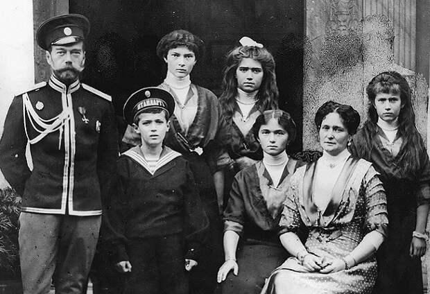 Романовы: почему династия русских царей была немцами