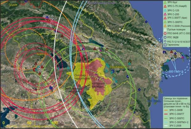 Ударные БПЛА и война в Нагорном Карабахе