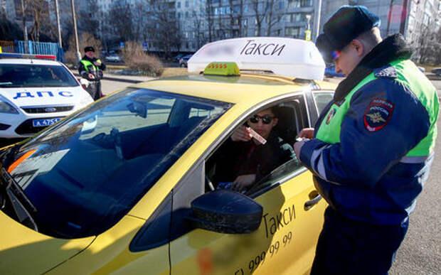 119 пьяных, 9 в розыске, 312 без прав - результаты проверки таксистов