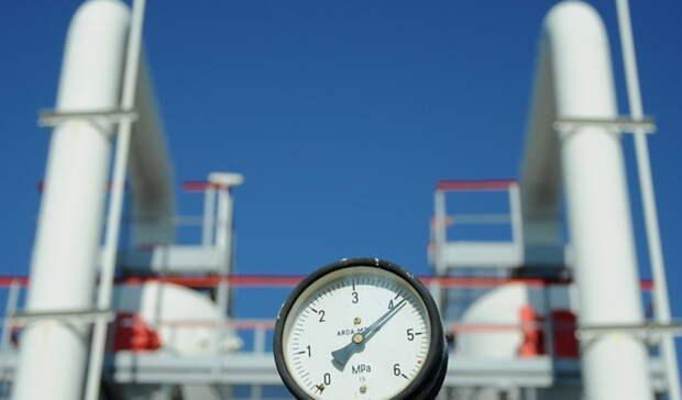 «Газпром» полностью использует доступные ему мощности украинской ГТС