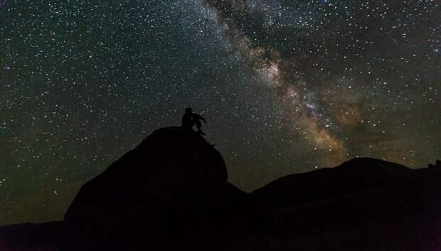 Жители области увидят метеорный поток Ориониды в ночь на воскресенье