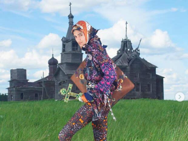 Vogue обвинили в оскорблении чувств верующих за фотосессию в российской глубинке