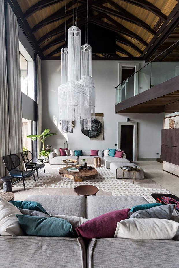 Райский дом: впечатляющий дизайн виллы на Сейшелах