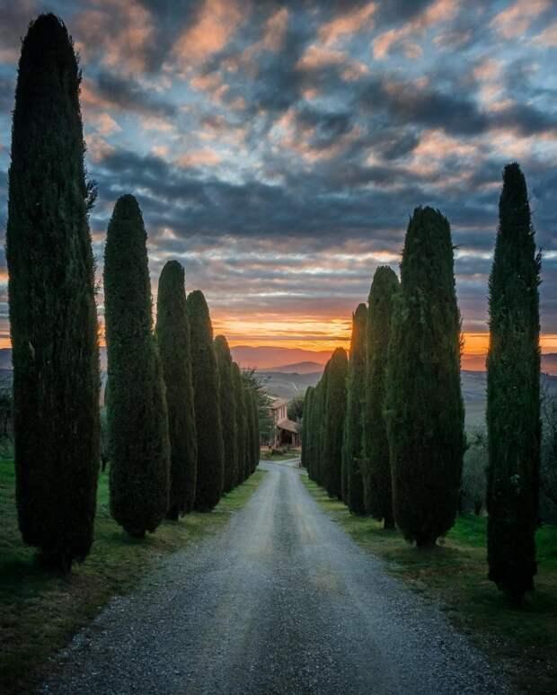 Замечательные пейзажи Италии от Макса Лацци