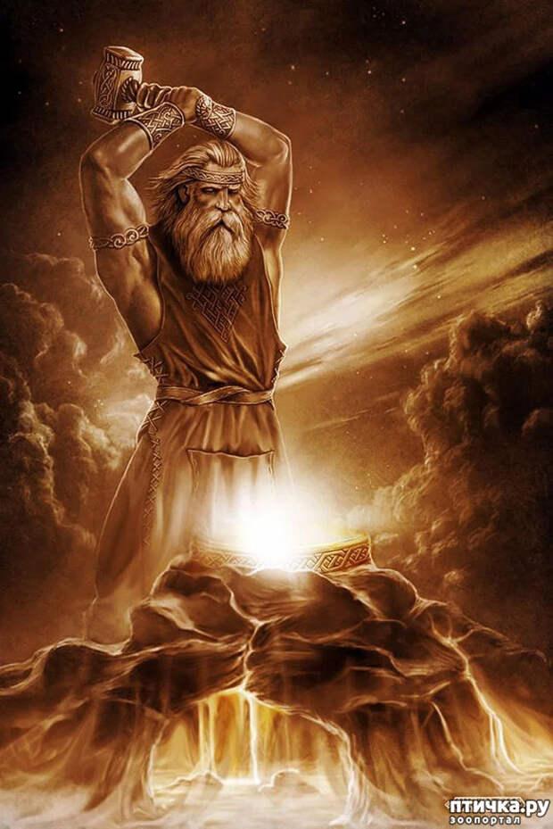 Бог Сварог – покровитель людей мастеровых и семейных