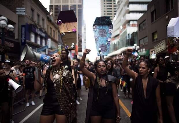 Движение Black Lives Matter выдвинули на Нобелевскую премию