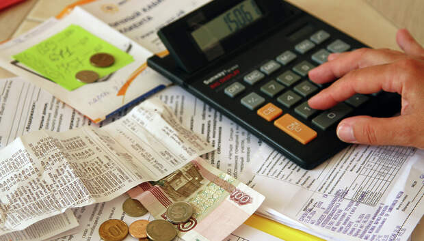 Подольчане задолжали более 1,6 млрд рублей за жилищно‑коммунальные услуги