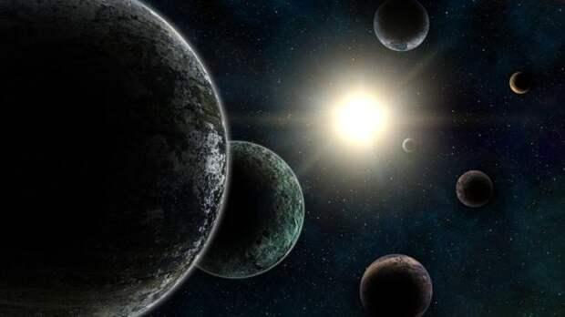 Визуализация экзопланет в других системах
