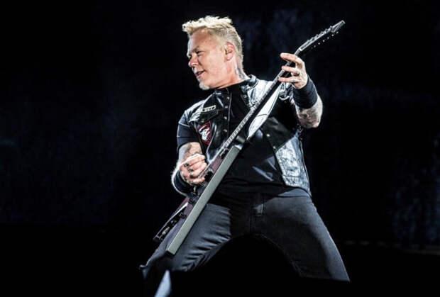 9 интересных фактов о группе Metallica, которых вы, возможно, не знали