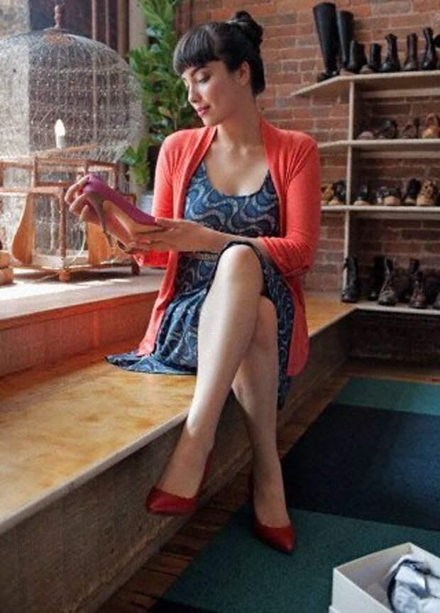 Модные страсти. Туфли под платье, делаем правильный выбор