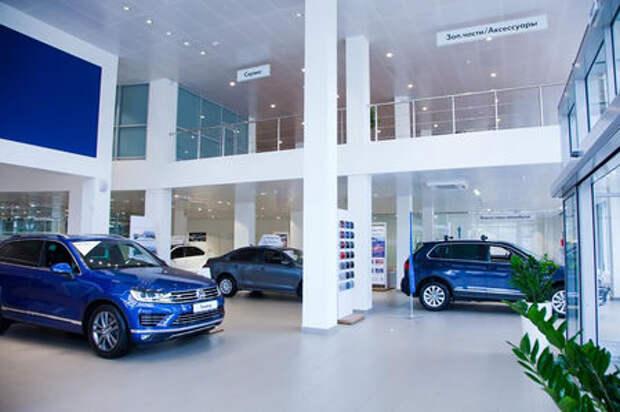 Названы самые популярные марки автомобилей в России
