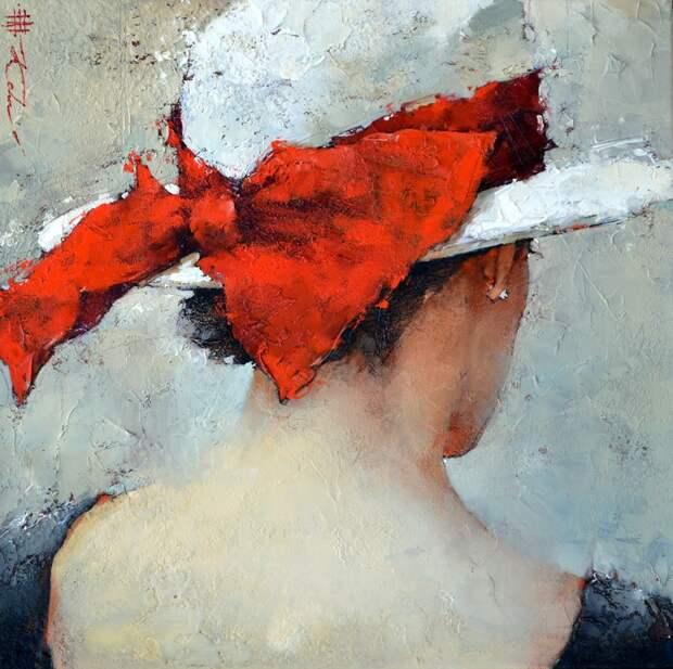 Непревзойденная красота дождя, женщин, танца в картинахAndre Kohn (Андре Кон)