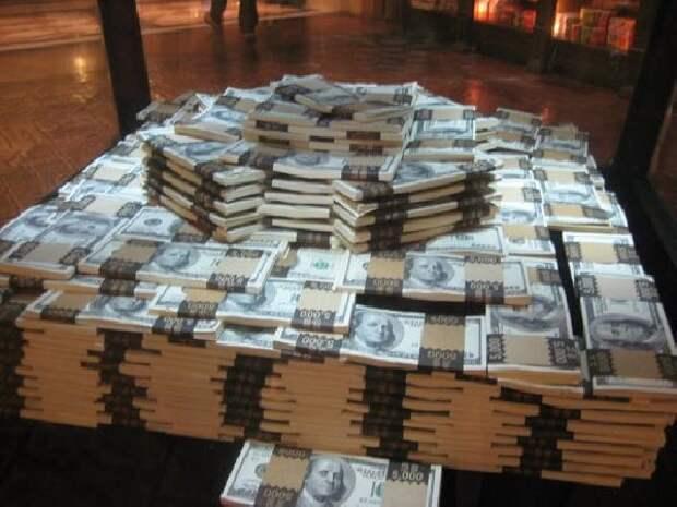 Евросоюз подкармливает украинских коррупционеров «черным налом»