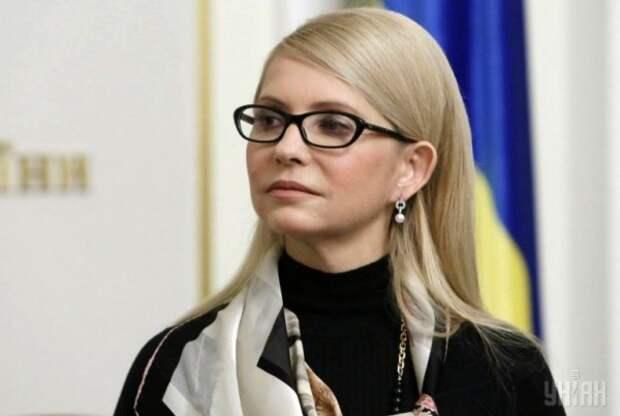 Тимошенко знает, как вернуть Крым