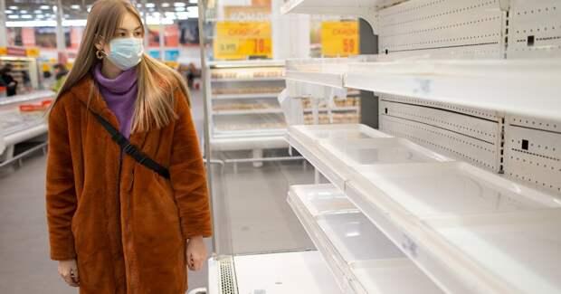Ретейлеры заявили о риске пустых полок в магазинах из-за закона об утилизации товаров