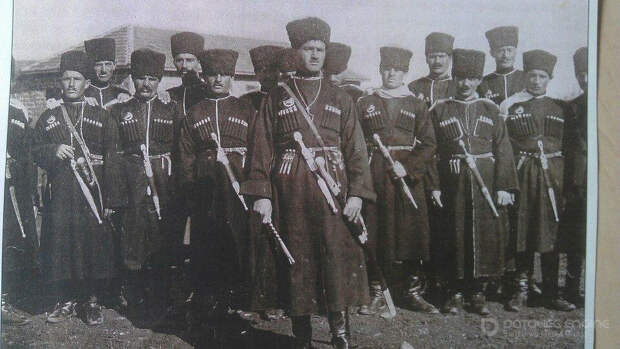 Как черкесы использовали пушки в бою?