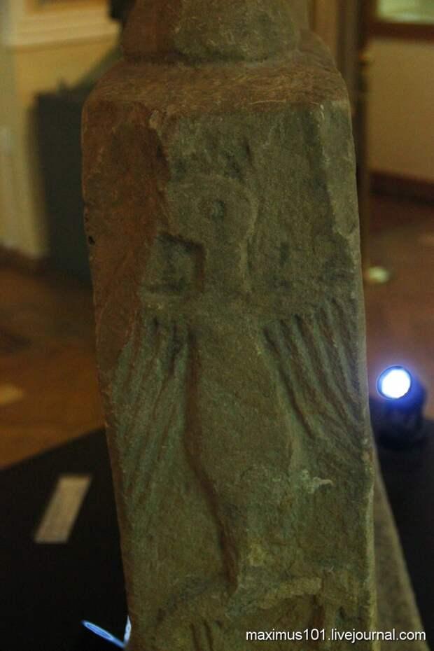 Каменные изваяния Азербайджана