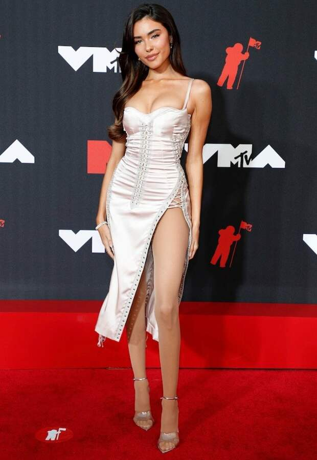 28/32 Madison Beer in Dolce & GabbanaImage: Astrid Stawiarz/WireImage/Getty Images