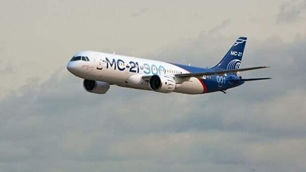 Первые МС-21 поставят только в 2022 году