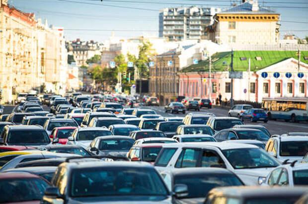 Названы самые популярные в России иномарки
