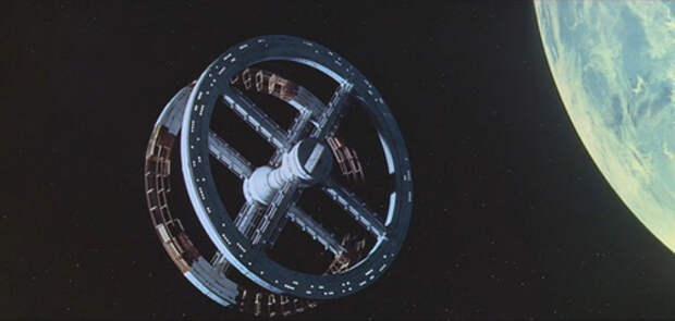 Космическая орбитальная станция-5 Артура Кларка иСтэнли Кубрика