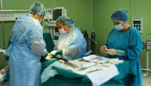 В Подольском роддоме прооперировали больную раком шейки матки