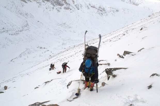 Сборная Удмуртии по лыжному туризму прошла около 400 км по Забайкалью