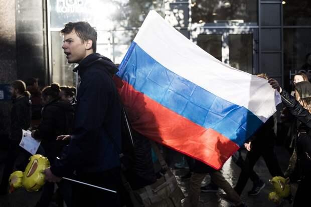 Волков разочаровал: реакции западных СМИ на акции протеста в России